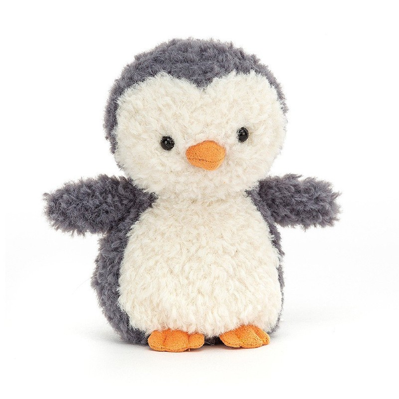 Peluche Mini Wee Pingouin