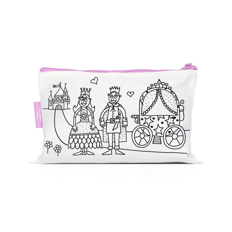 Trousse à colorier Princesses