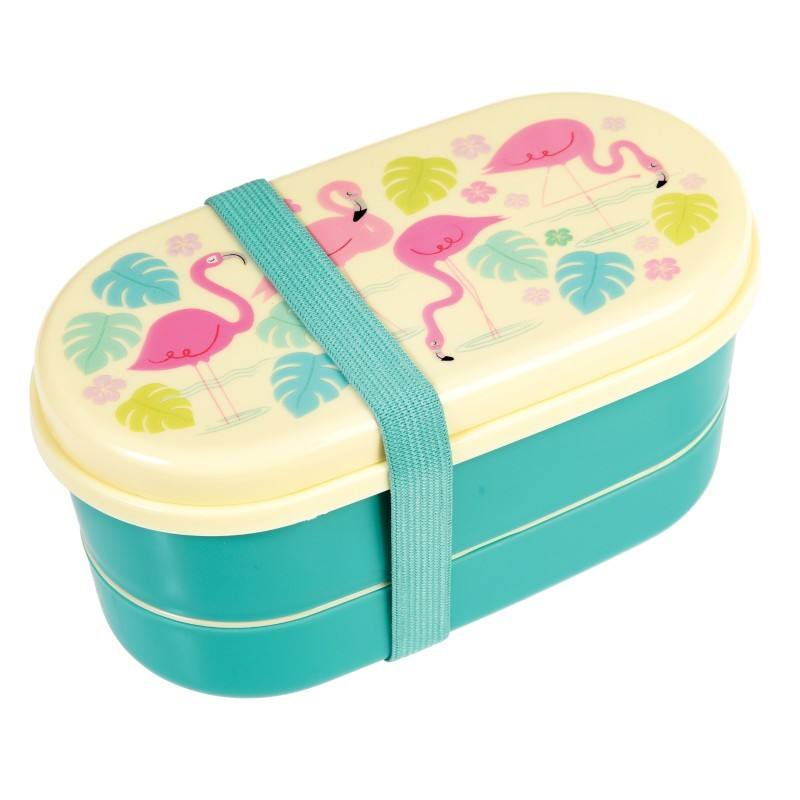 Bento Box Flamants roses
