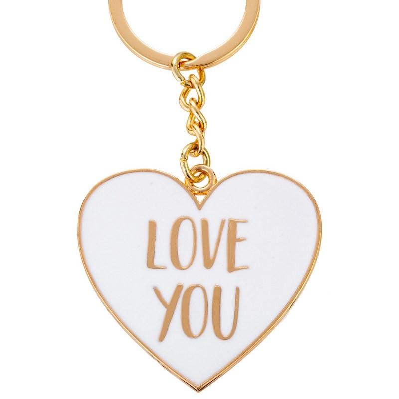 Porte clés Love you