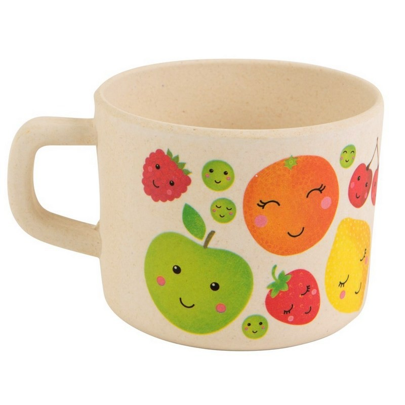 Mug bambou Fruits & Légumes