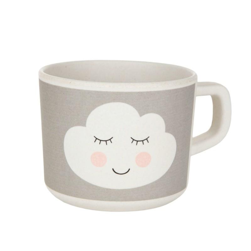 Mug bambou Nuage