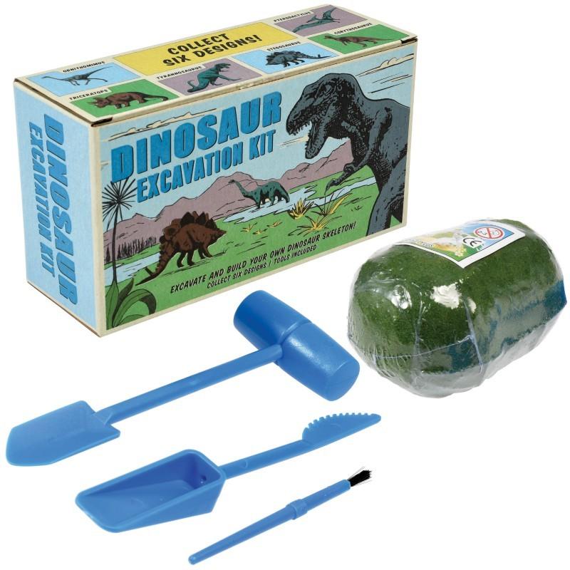 Grand Dinosaure à déterrer