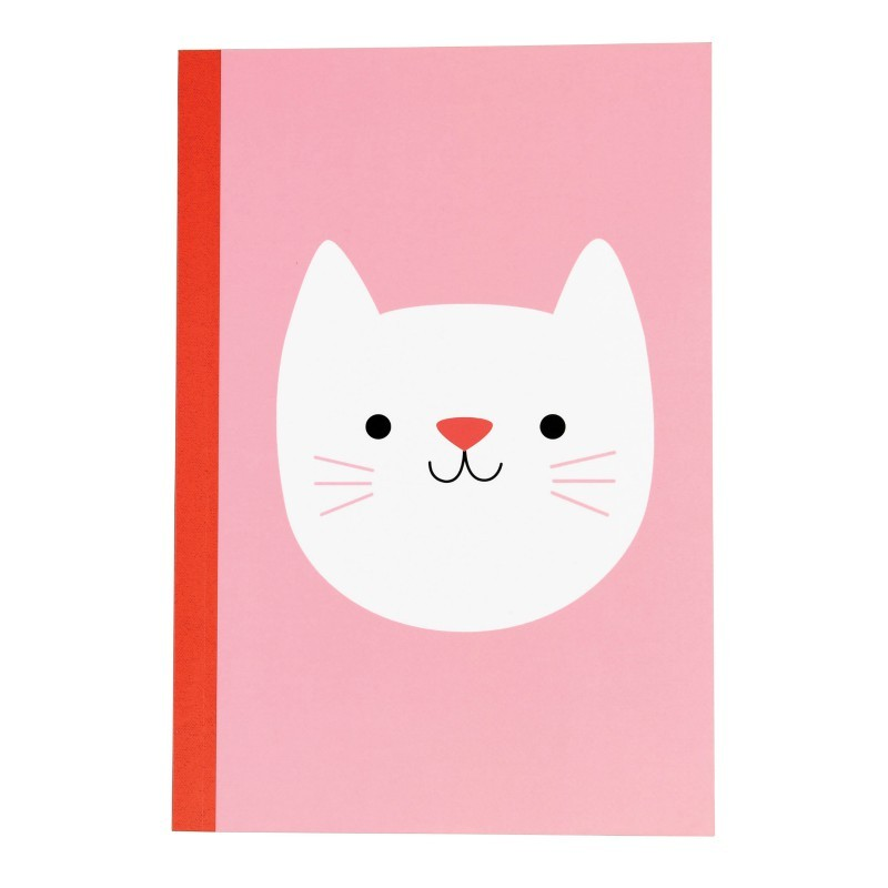 Carnet A5 Cookie le chat