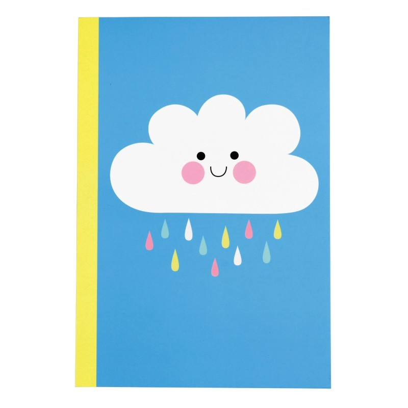 Carnet A5 Happy cloud