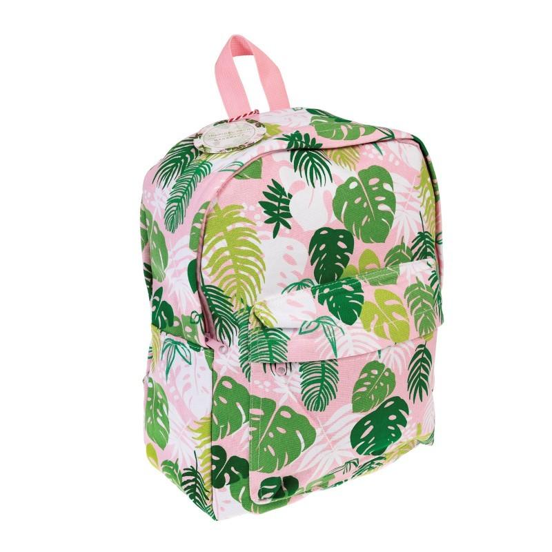 Grand sac à dos Tropical
