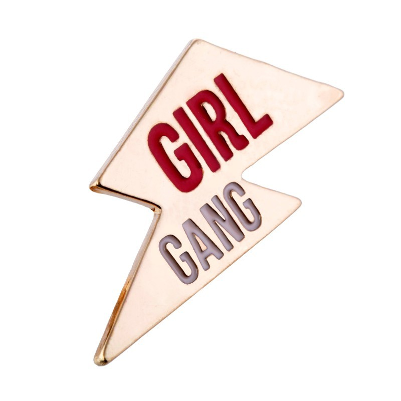 Pin's Girl Gang