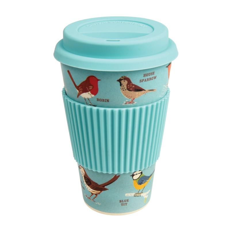 Mug de voyage Garden birds...