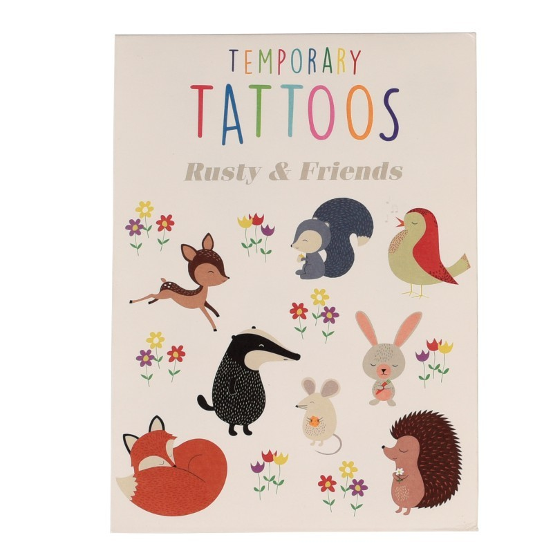 "Tatoos ""Rusty et ses amis"""