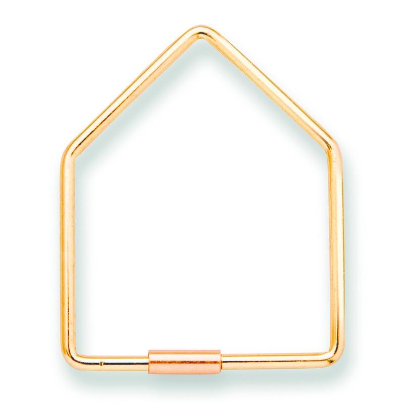 Porte clés Maison