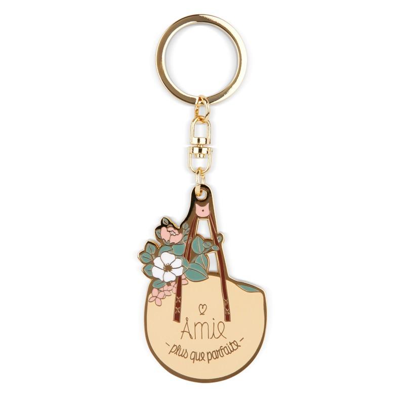 Porte clés Amie plus que...