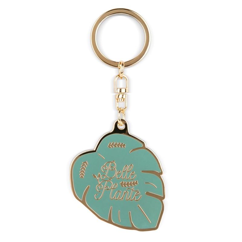 Porte clés Belle plante