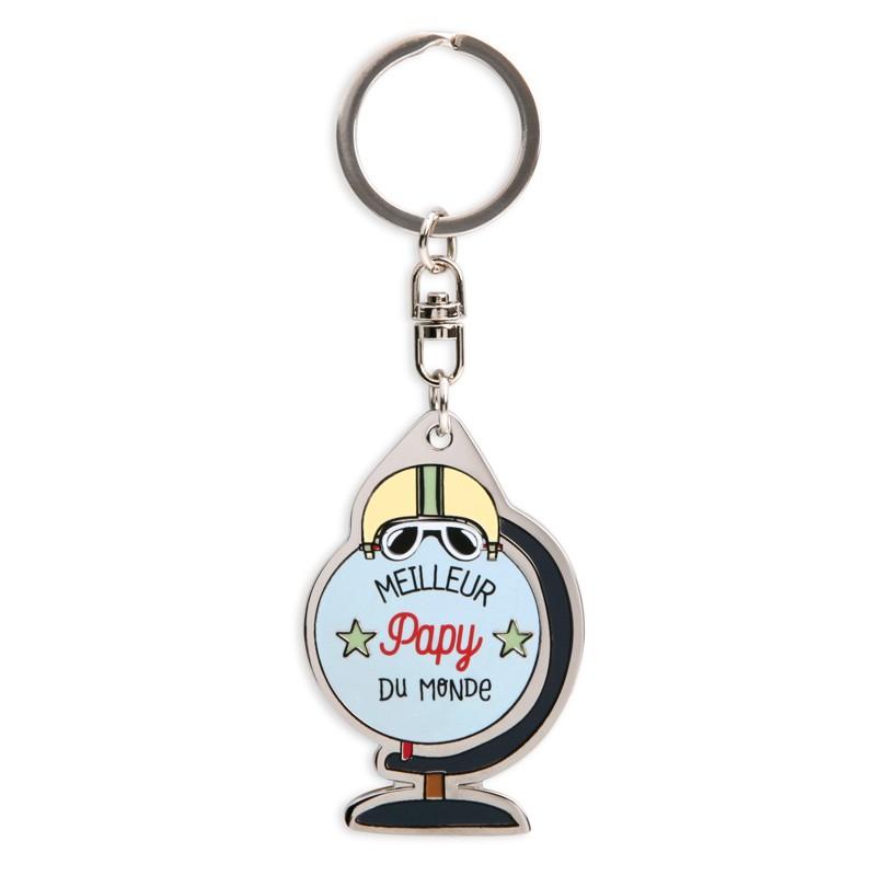 Porte clés Meilleur papy du...