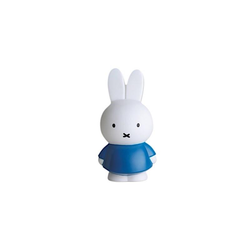 Miffy petite tirelire bleue