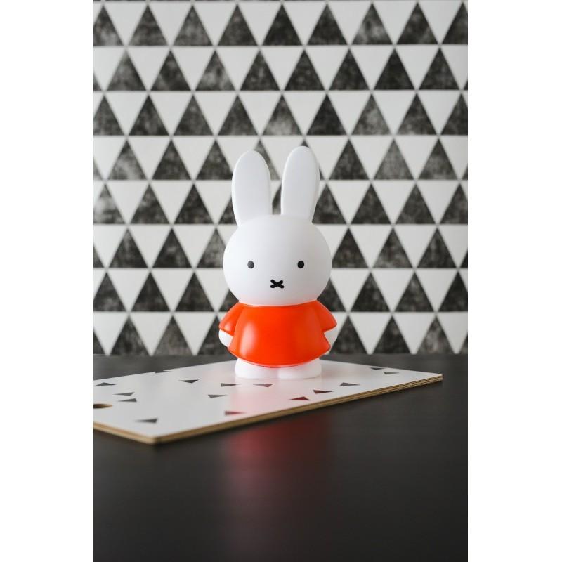 Miffy tirelire orange - Médium