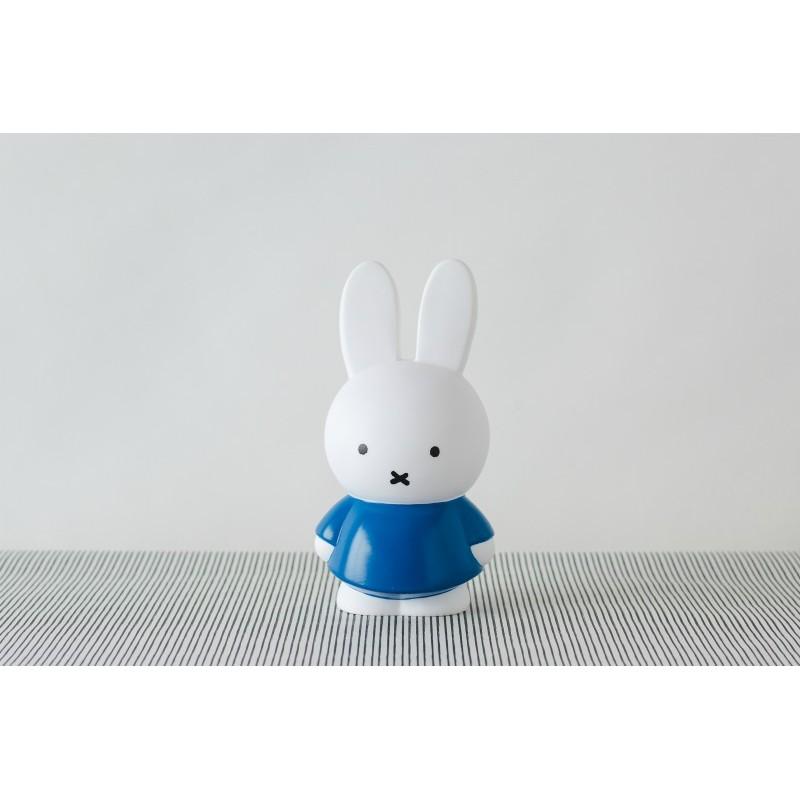 Miffy tirelire bleue - Médium