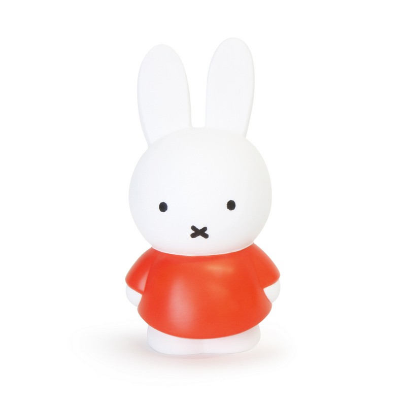 Grande tirelire Miffy orange