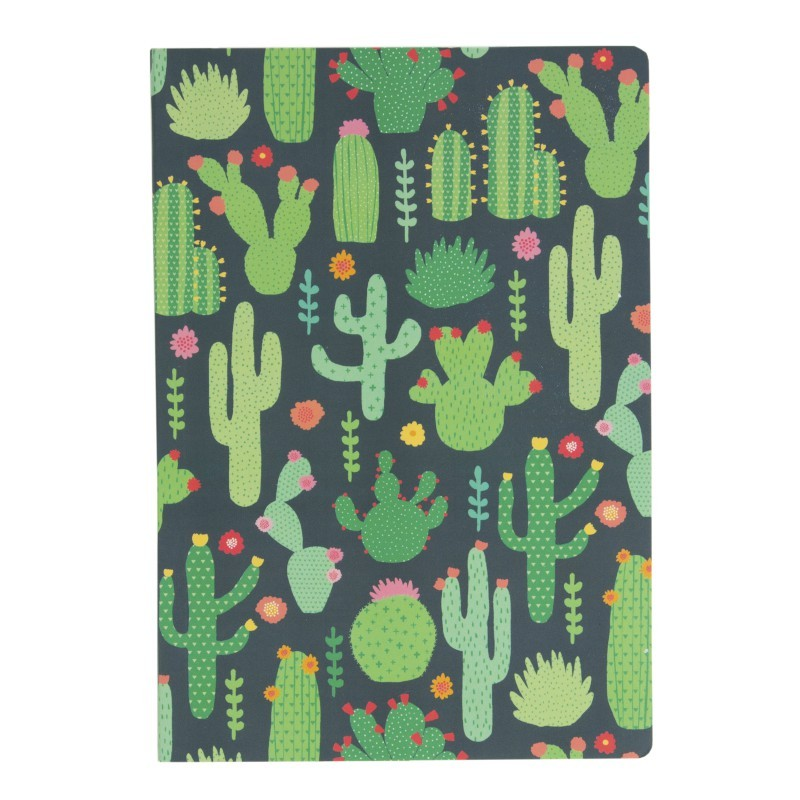 Carnet A5 Cactus