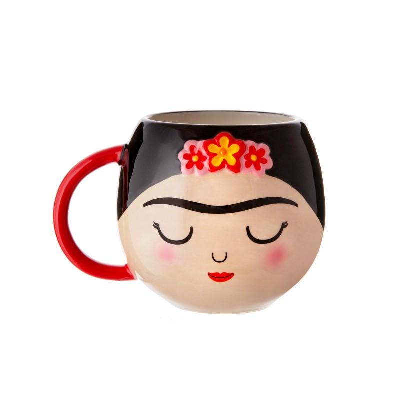 Mug large Frida Kahlo