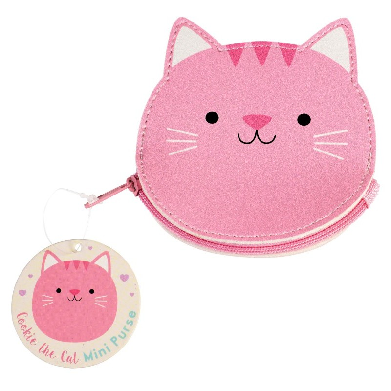 Porte-Monnaie Cookie le chat