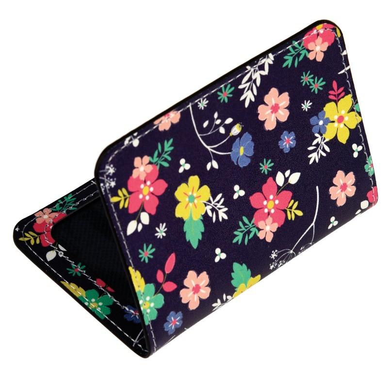 Porte-Cartes Fleurs