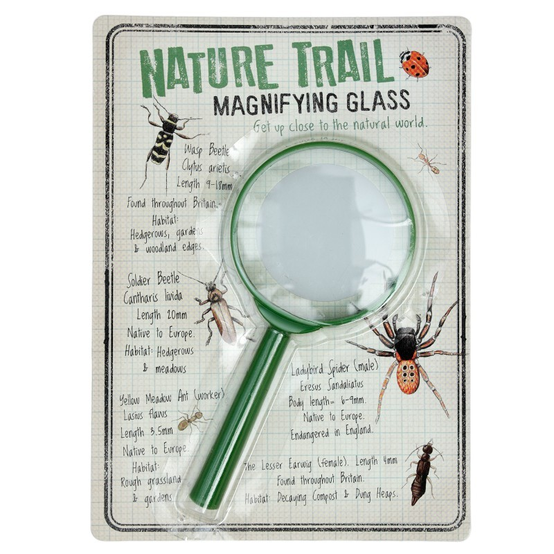 Loupe Nature trail