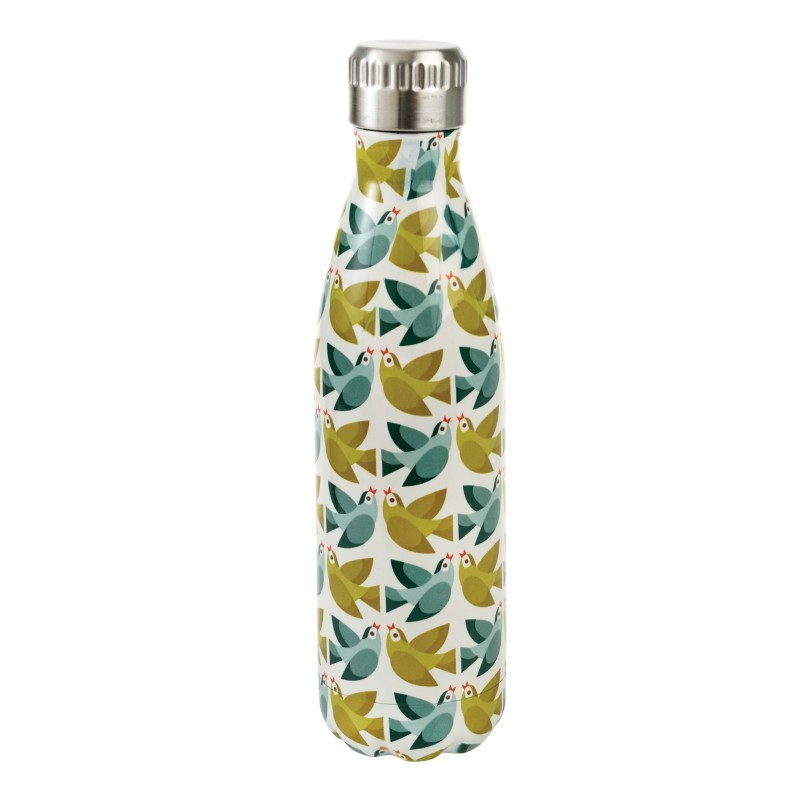 Bouteille thermos inox Love...