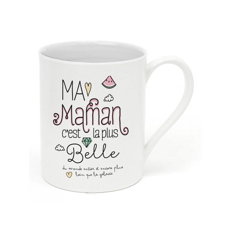 Mug Ma maman c'est la plus...