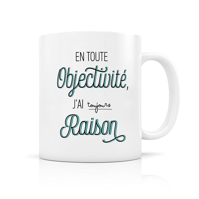 Mug En toute objectivité