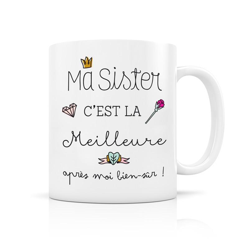 Mug Super sister