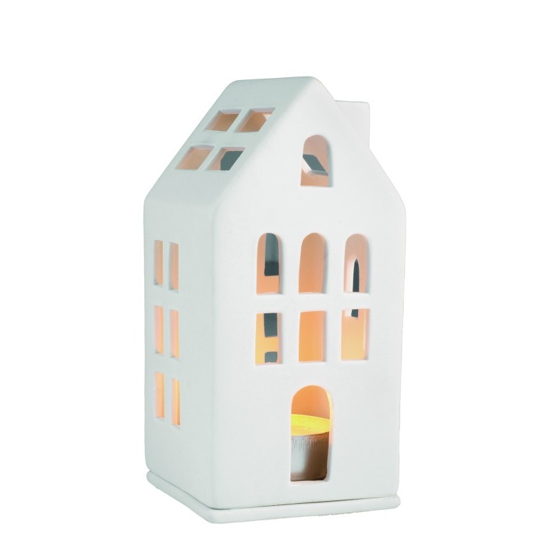 Photophore maison mini