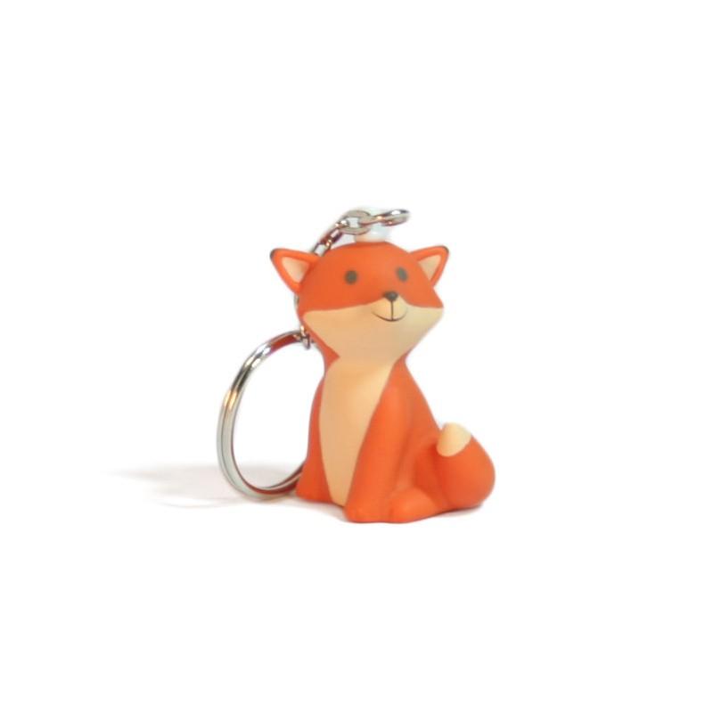 Porte clés César orange