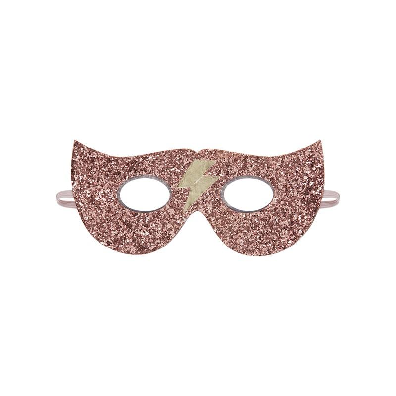 Masque super héros Eclair à...