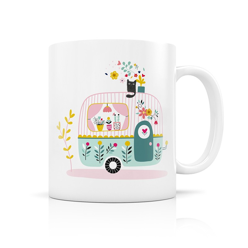 Mug Caravane
