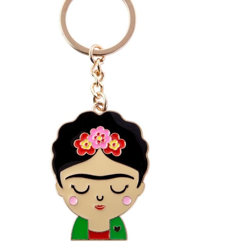 Porte clés Frida Kahlo