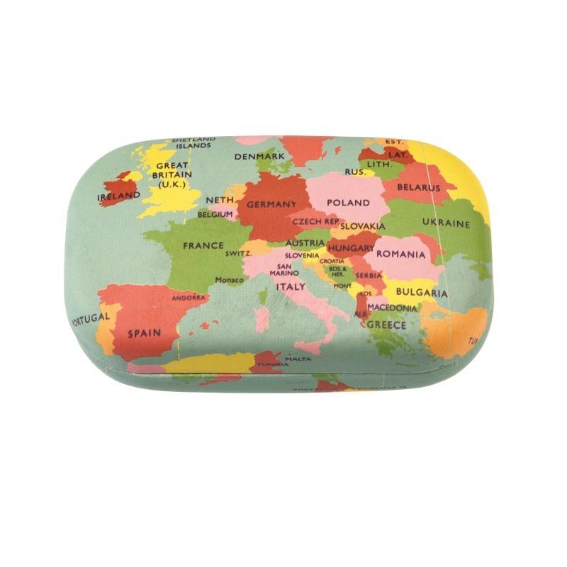 Etui de voyage Carte du monde