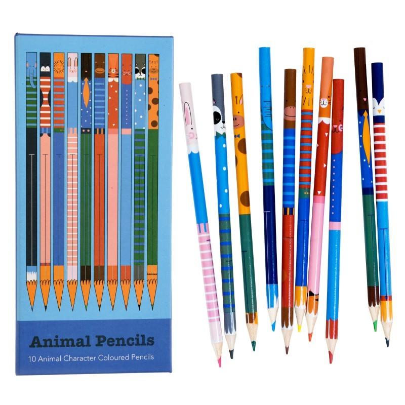 Boîte de 10 crayons de...