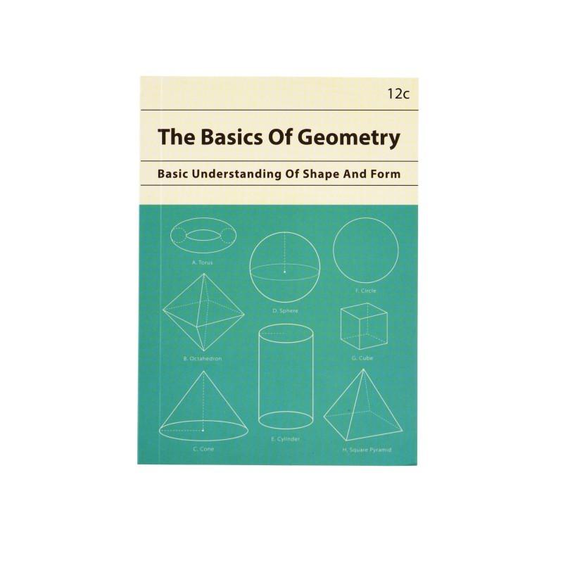 Carnet de notes A6 Géométrie
