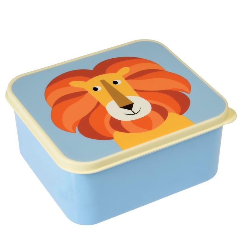 Boîte à lunch Lion