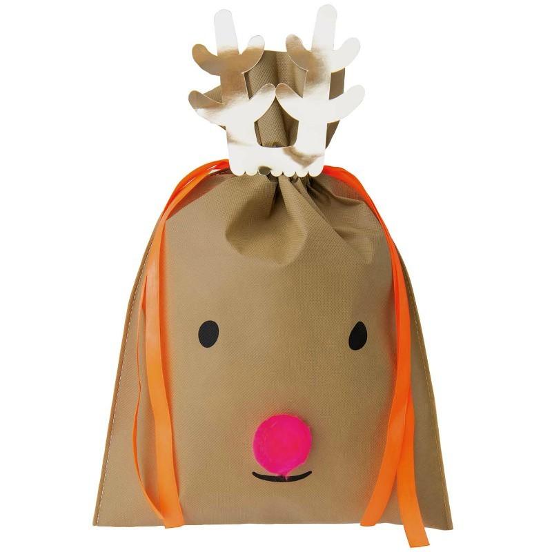 Grand sac cadeau Noël - 2...