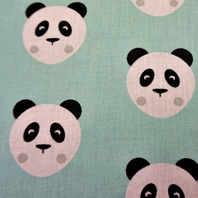 Tissu Panda