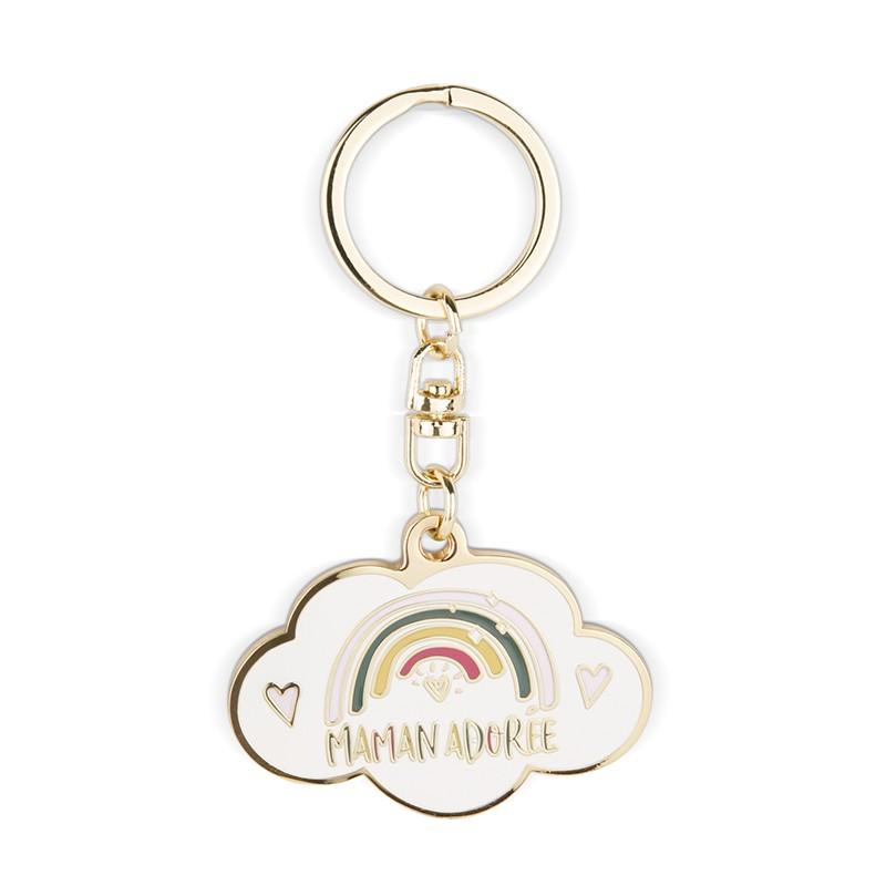 Porte clés Maman adorée