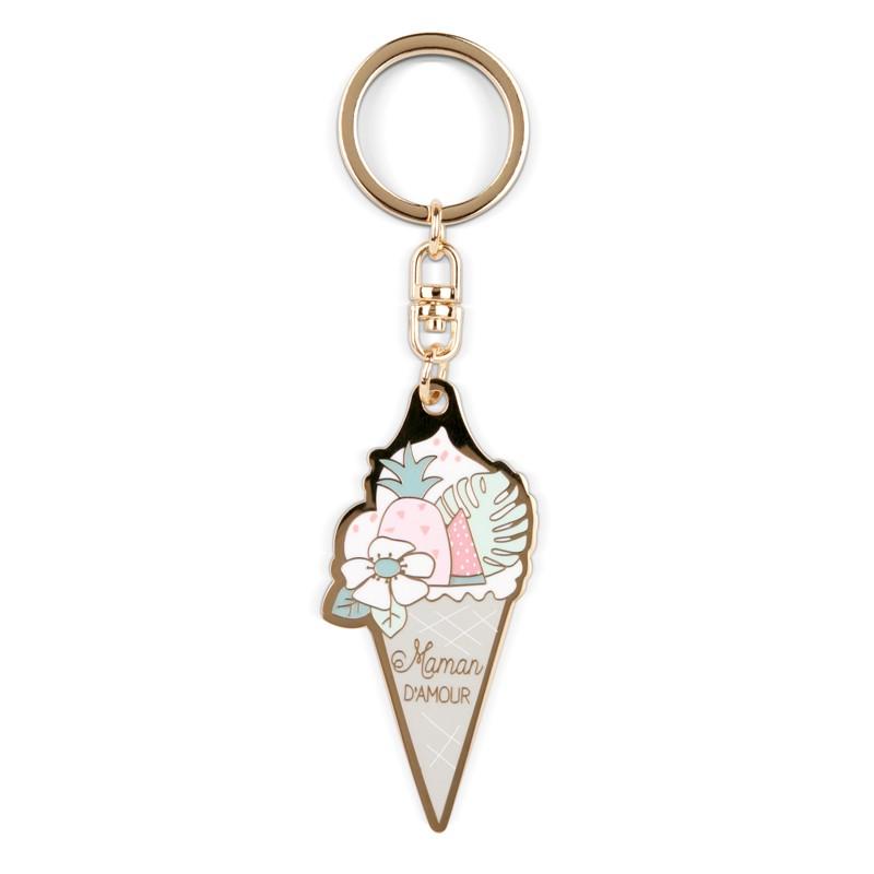 Porte clés Maman d'amour