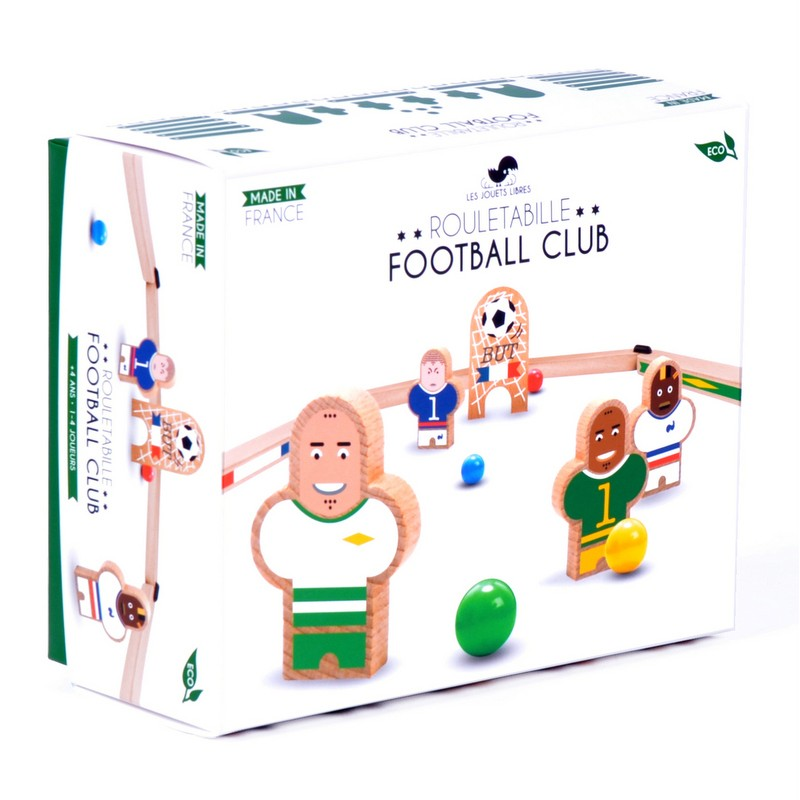 Rouletabille Footclub box