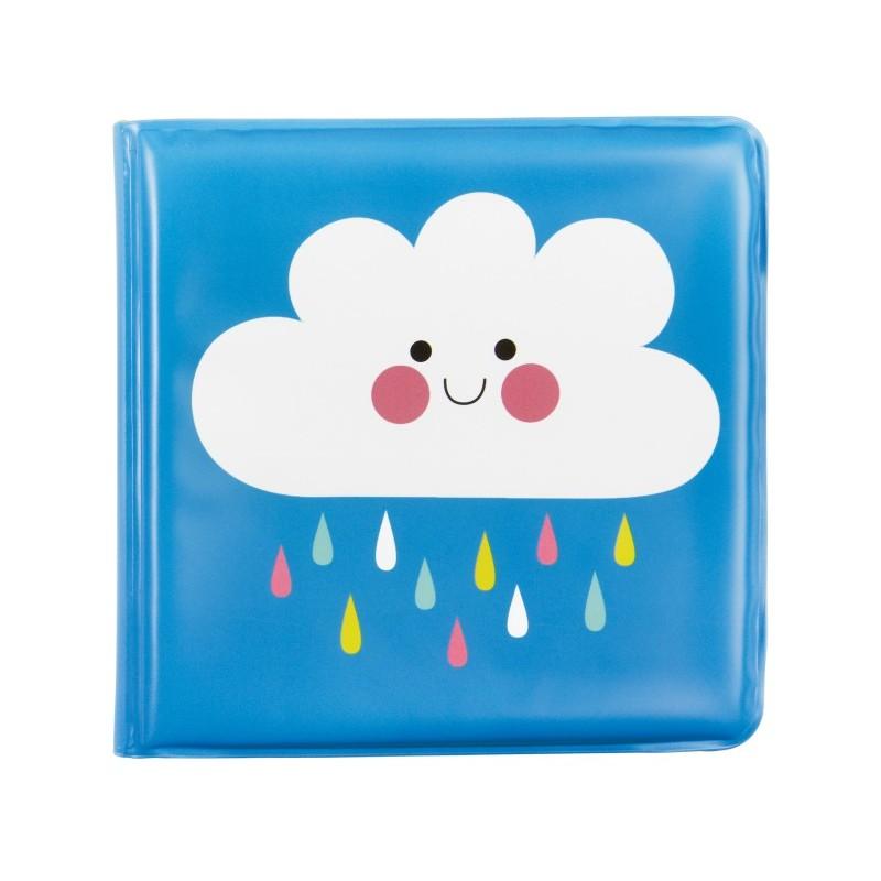 Livre pour le bain Happy cloud