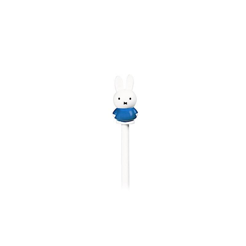 Crayon de bois Miffy bleu