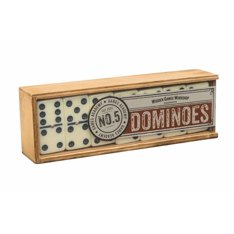 Jeu de Dominos avec coffret...