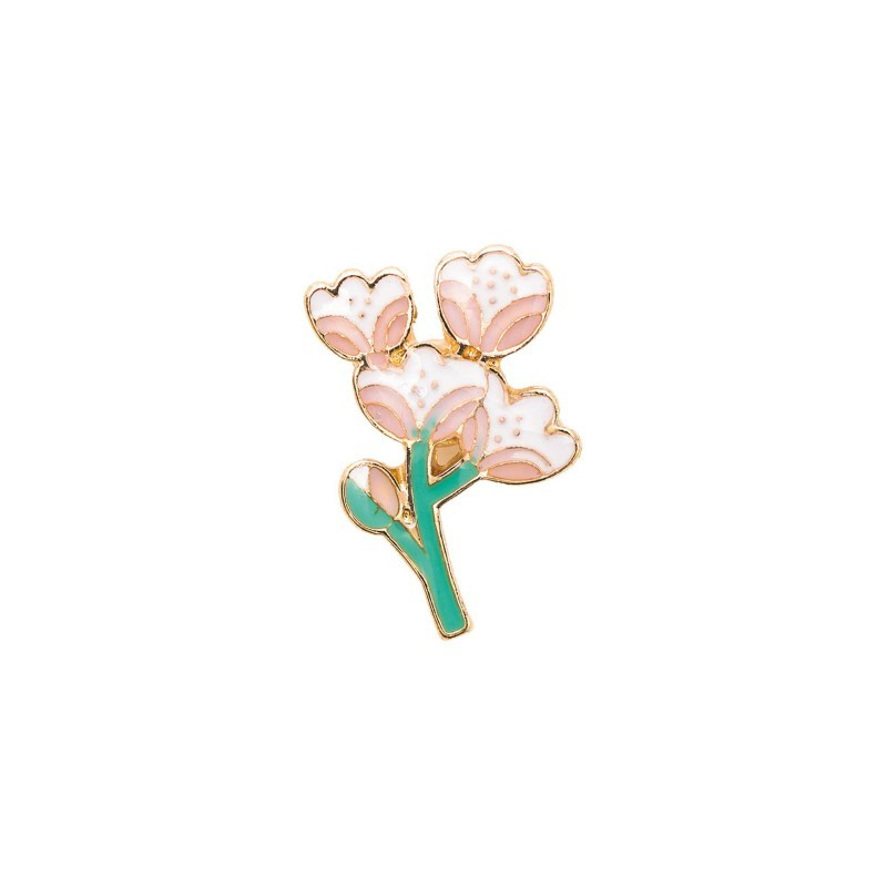 Pin's Fleurs de cerisier