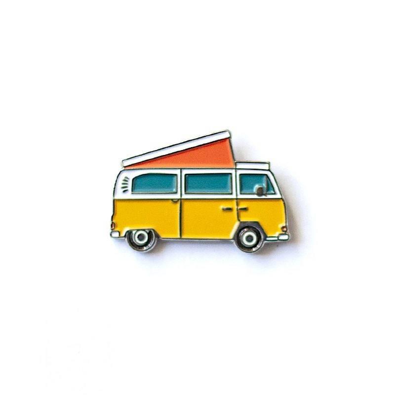Pin's Van