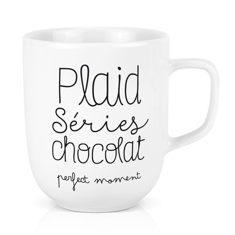 Grand Mug Plaid, séries,...